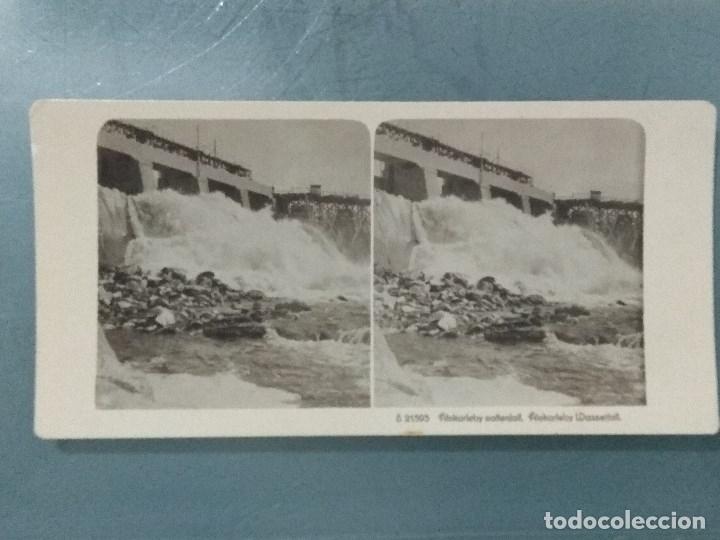 Antigüedades: VISOR ESTEREOSCOPIO PERFECSCOPE USA AÑO 1895. Original. - Foto 11 - 180270453