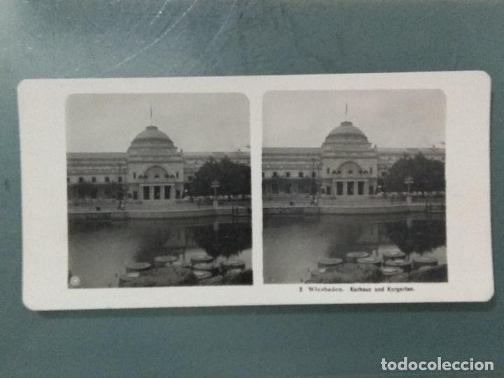Antigüedades: VISOR ESTEREOSCOPIO PERFECSCOPE USA AÑO 1895. Original. - Foto 12 - 180270453