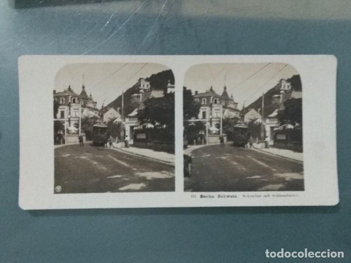 Antigüedades: VISOR ESTEREOSCOPIO PERFECSCOPE USA AÑO 1895. Original. - Foto 15 - 180270453