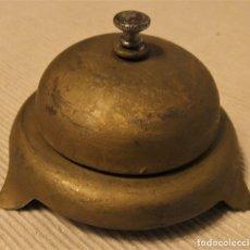 Antigüedades: ANTIGUO TIMBRE DE RECEPCIÓN DE HOTEL . Lote 180414128