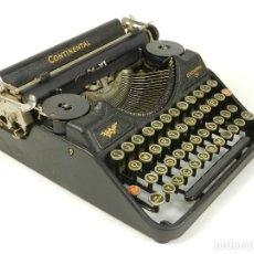 Antigüedades: MAQUINA DE ESCRIBIR CONTINENTAL WANDERER 34 AÑO 1932 TYPEWRITER SCRHEIBMASCHINE. Lote 180482392