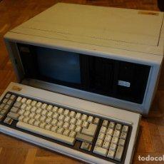 Antiquités: VINTAGE WORKING COMPAQ 286 PORTABLE PC. Lote 180858912