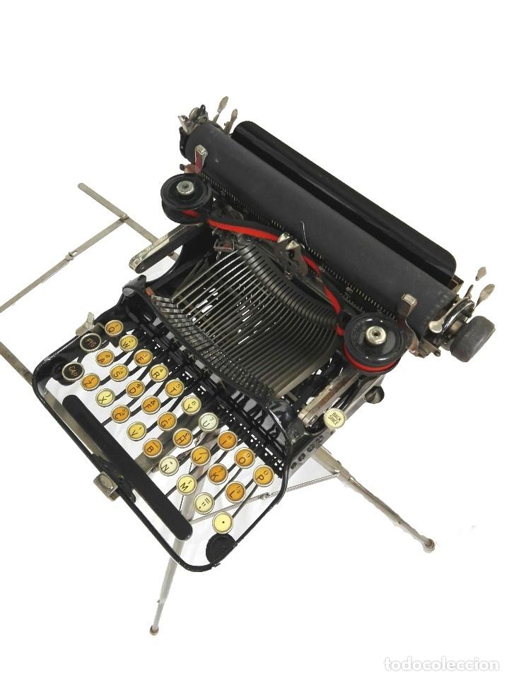 MAQUINA DE ESCRIBIR SMITH CORONA 3 (Antigüedades - Técnicas - Máquinas de Escribir Antiguas - Otras)