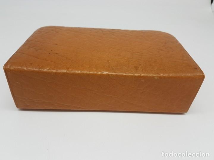 Antigüedades: KIT BARBERIA COMPLETO DE VIAJE ( AÑOS 50/60 ) - Foto 11 - 180936391