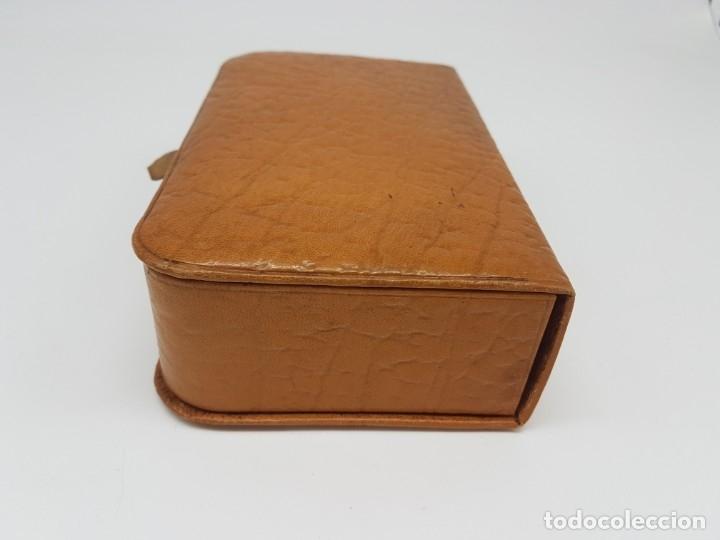 Antigüedades: KIT BARBERIA COMPLETO DE VIAJE ( AÑOS 50/60 ) - Foto 12 - 180936391