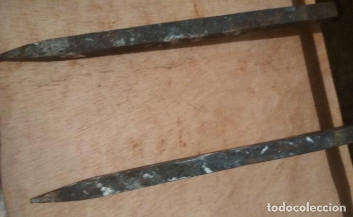 Antigüedades: REJA HIERRO FORJA - Foto 3 - 180962606