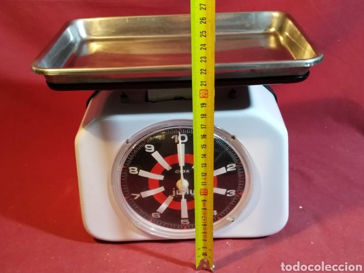 Antigüedades: Báscula de cocina vintage GIBA Jolly años 70 - Foto 20 - 181124096