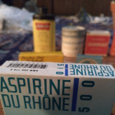 Antigüedades: ASPIRINA RHONE (ASPIRINA FRANCESA). Lote 181149671