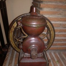 Antigüedades: MOLINILLO DE CAFÉ PRECIOSO. Lote 181151660