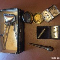 Antigüedades: MAQUINILLA Y VARIOS. Lote 181235275