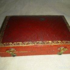 Antigüedades: CAJA CON EQUIPO QUIRURGICO DEL SIGLO XIX - EXCEPCIONAL.. Lote 181408701