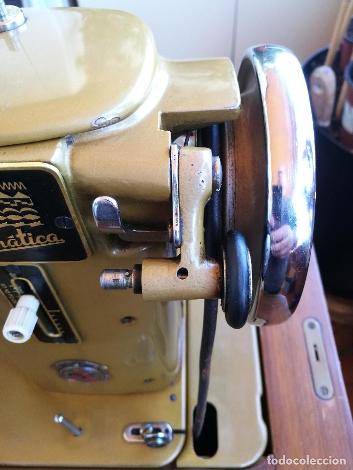 Antigüedades: Máquina de coser ALFA - Foto 5 - 181415473