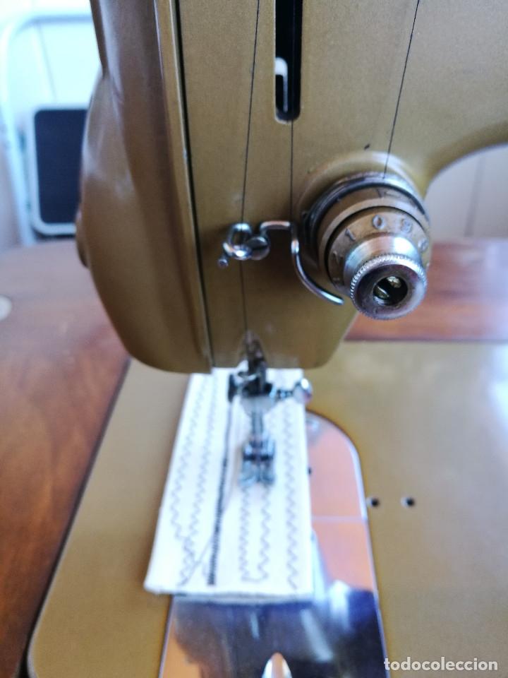 Antigüedades: Máquina de coser ALFA - Foto 7 - 181415473