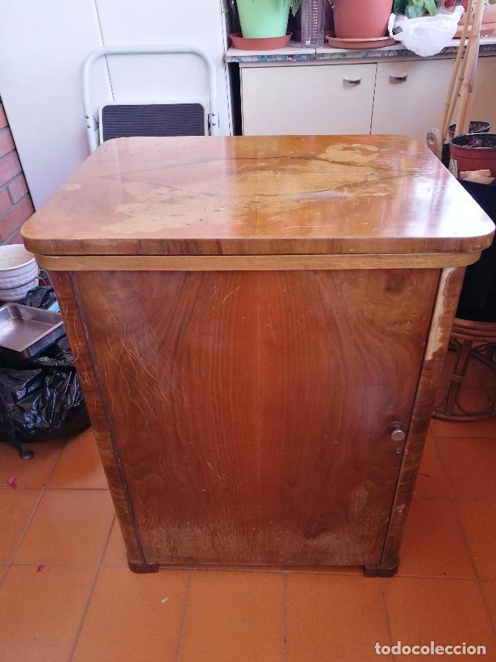 Antigüedades: Máquina de coser ALFA - Foto 17 - 181415473