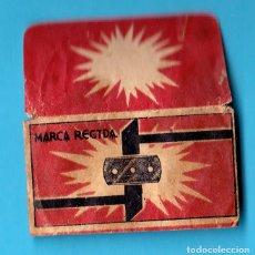 Antigüedades: HOJA DE AFEITAR. 1933, QUE NO LO PONE. FABRICANTE HIJOS DE R. ROJO.. Lote 181424813