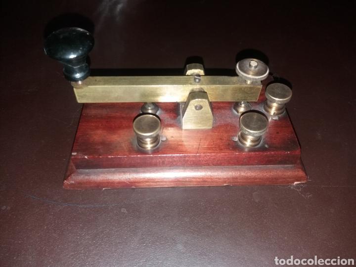 Antigüedades: Telégrafo - Foto 3 - 181497735