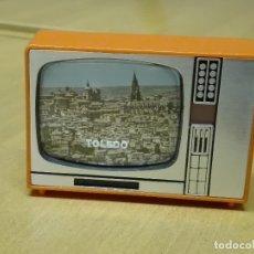 Antigüedades: VISOR TELEVISIÓN RECUERDO DE TOLEDO, 8 IMÁGENES. ENVÍO GRATIS. Lote 181577842
