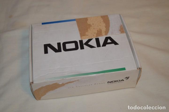 Teléfonos: VINTAGE / NOS - ¡Increible! - Teléfono NOKIA 909 - Año 1996 ¡Perfecto estado físico, nuevo, sin uso! - Foto 24 - 181613855