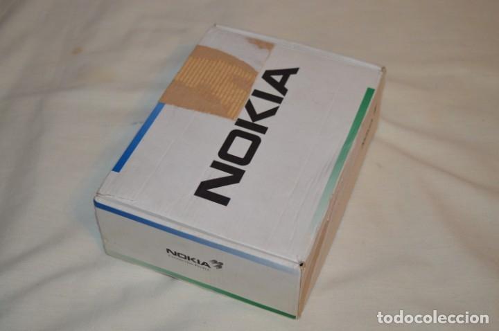 Teléfonos: VINTAGE / NOS - ¡Increible! - Teléfono NOKIA 909 - Año 1996 ¡Perfecto estado físico, nuevo, sin uso! - Foto 25 - 181613855