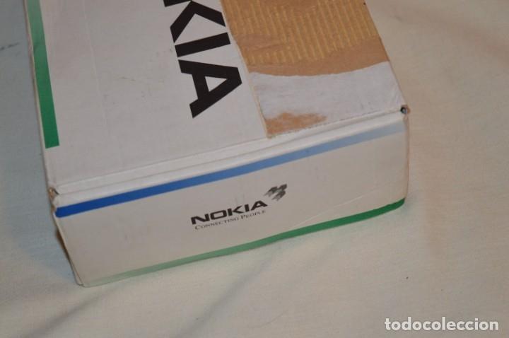 Teléfonos: VINTAGE / NOS - ¡Increible! - Teléfono NOKIA 909 - Año 1996 ¡Perfecto estado físico, nuevo, sin uso! - Foto 27 - 181613855