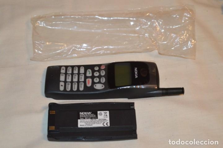 Teléfonos: VINTAGE / NOS - ¡Increible! - Teléfono NOKIA 909 - Año 1996 ¡Perfecto estado físico, nuevo, sin uso! - Foto 5 - 181613855