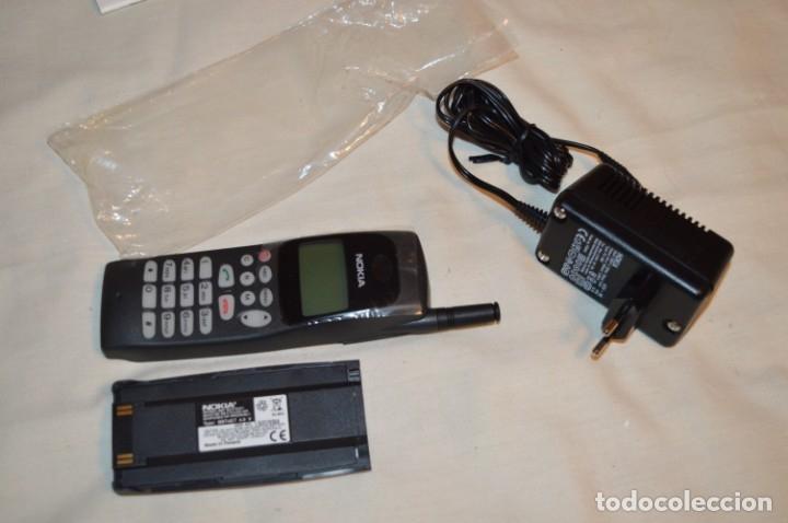 Teléfonos: VINTAGE / NOS - ¡Increible! - Teléfono NOKIA 909 - Año 1996 ¡Perfecto estado físico, nuevo, sin uso! - Foto 6 - 181613855