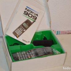 Teléfonos: VINTAGE / NOS - ¡INCREIBLE! - TELÉFONO NOKIA 909 - AÑO 1996 ¡PERFECTO ESTADO FÍSICO, NUEVO, SIN USO!. Lote 181613855
