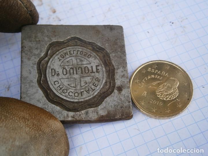 Antigüedades: MOLDE.ORIJINAL,DE.,PRINCIPIO,DE,1900,UNICO,EN,TC,CHOCOLATES QUIJOTE¡TOMELLOSO¡¡ - Foto 2 - 181627691