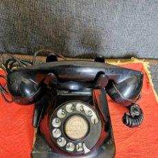 Teléfonos: TELÉFONO BAQUELITA AÑOS 40-50. Lote 287370673