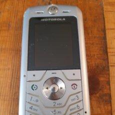 Teléfonos: MOTOROLA- MOVIL - REPUESTO. Lote 181903531