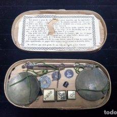 Antigüedades: BALANZA MONETARIA APROX. S.XVIII. Lote 181938718