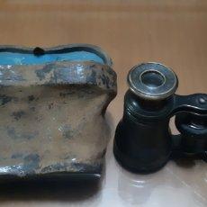 Antiquités: BINOCULARES DE OPERA LEMAIRE SXIX. Lote 181964142