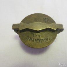 Antigüedades: VASO ANIDADO METRICO A 1870 ESPAÑA. Lote 182022351