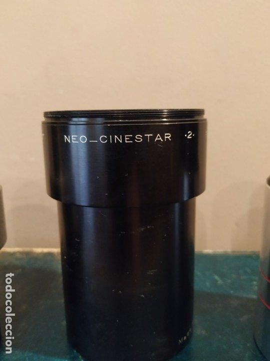 Antigüedades: BENOIST BERTHIOT NEO CINESTAR + ISCO GOTTINGEN KIPTAR + SANKOR 4.75 INCH - Foto 11 - 182086682