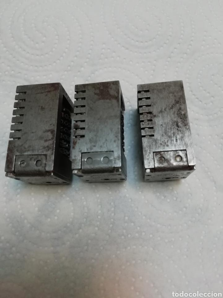Antigüedades: Numeradores tipográfico - Foto 3 - 182129483