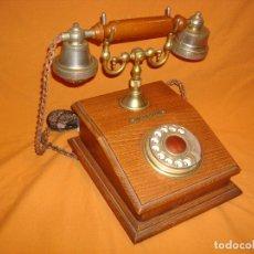 Teléfonos: TELEFONO TELCER,MADERA.. Lote 182253411
