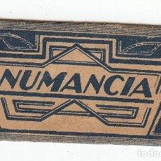 Antigüedades: ANTIGUA HOJA DE AFEITAR NUMANCIA. Lote 182302142
