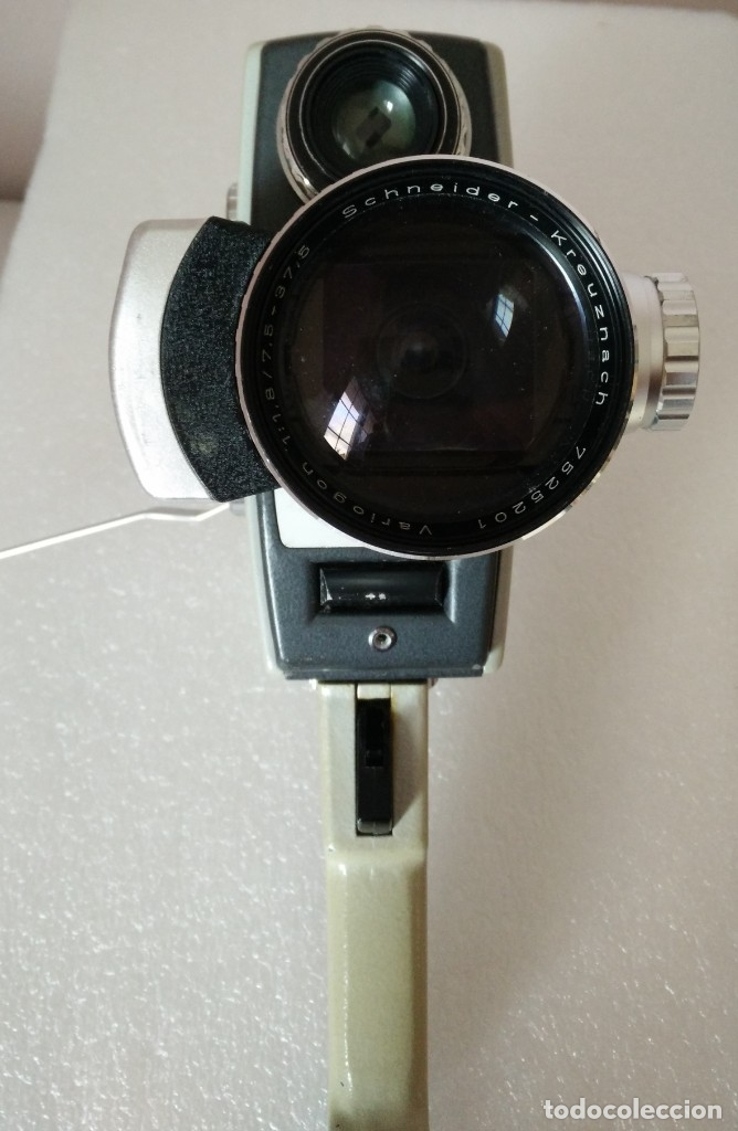 Antigüedades: TOMAVISTAS AGFA MOVEX REFLEX mod 5142 VINTAGE 1963 - Foto 3 - 182322007