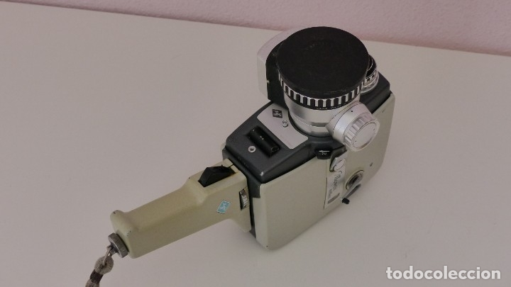 Antigüedades: TOMAVISTAS AGFA MOVEX REFLEX mod 5142 VINTAGE 1963 - Foto 9 - 182322007