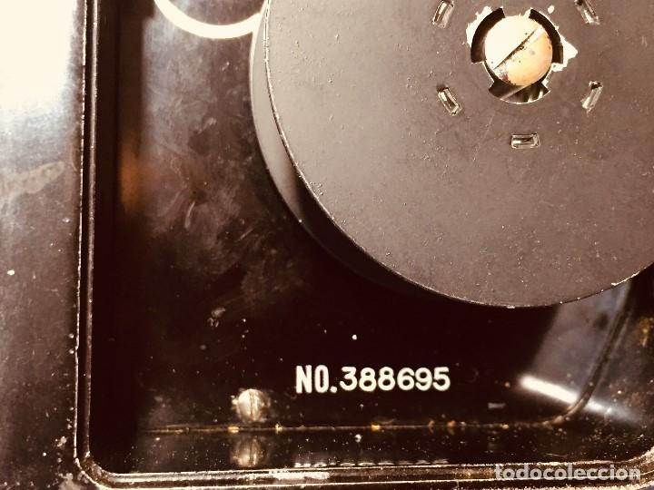 Antigüedades: CAMARA DE CINE A CUERDA CINEMAX 8 EE con FUNDA - Foto 22 - 182399733