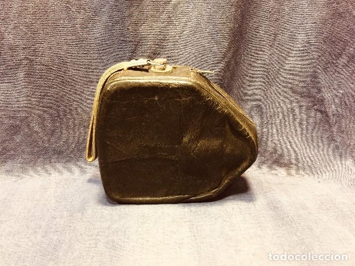 Antigüedades: CAMARA DE CINE A CUERDA CINEMAX 8 EE con FUNDA - Foto 36 - 182399733