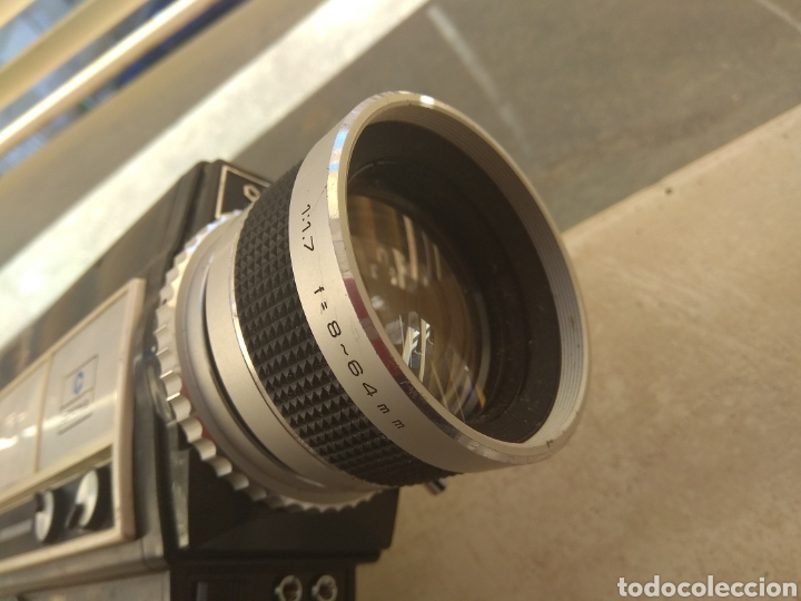 Antigüedades: Filmadora - Tomavistas Cosina ODL 758 - Foto 8 - 49620032