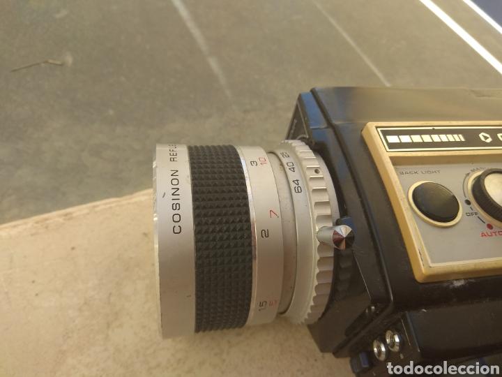 Antigüedades: Filmadora - Tomavistas Cosina ODL 758 - Foto 9 - 49620032