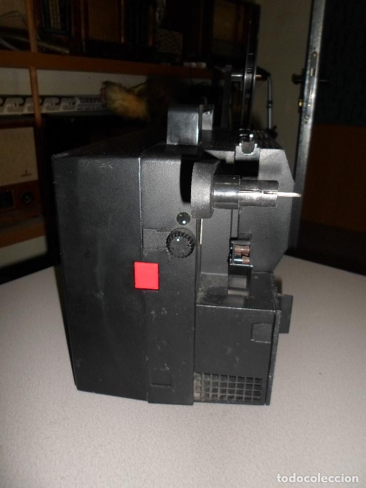 Antigüedades: PROYECTOR DE CINE SONORO EUMIG 8 MARK S804 D - Foto 3 - 182507833