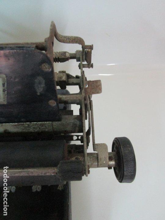 Antigüedades: Antigua Maquina de Escribir - Marca Royal, Standard - Años 20 - Foto 5 - 182597041