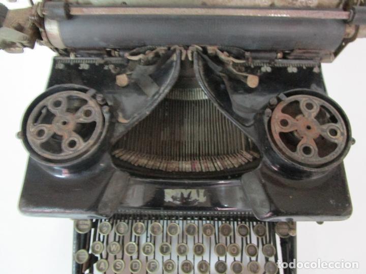 Antigüedades: Antigua Maquina de Escribir - Marca Royal, Standard - Años 20 - Foto 7 - 182597041