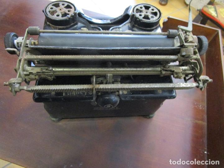 Antigüedades: Antigua Maquina de Escribir - Marca Royal, Standard - Años 20 - Foto 10 - 182597041