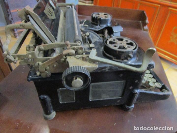 Antigüedades: Antigua Maquina de Escribir - Marca Royal, Standard - Años 20 - Foto 13 - 182597041