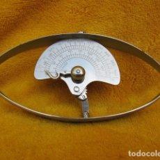 Antigüedades: DINAMOMETRO DE ADULTO SKLAR MEDIDOR MEDICO DE FUERZA. Lote 182640468