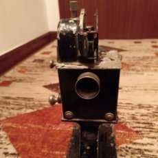Antigüedades: PROYECTOR ANTIGUO PHATE BABY CINEMATOGRAPHY 9,5MM 1922. Lote 182731116